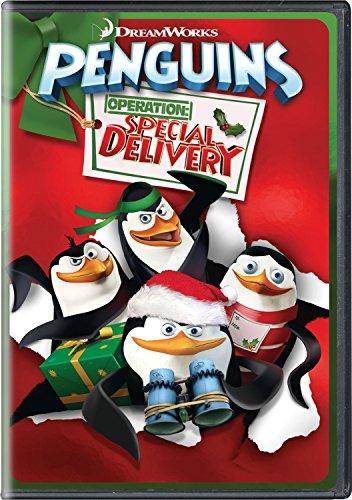 The Penguins of Madagascar - Operation: Special Delivery (Penguins Of Madagascar A Visit From Uncle Nigel)
