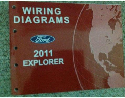 2011 ford explorer suv truck electrical wiring diagram service shop2011 ford explorer suv truck electrical wiring diagram service shop manual oem paperback \u2013 2011