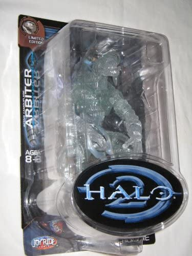 McFarlane Toys Halo 3 Series 4 Equipment Edition Camo Arbiter Action Figure New