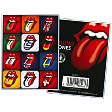 Rolling Stones マグネットセット Tongues & Flags [Import]