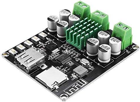 Landa tianrui DIY Electronic kit 50W * 50W Bluetooth Endverstärkerbrett U Scheibe TF-Karten-Wiedergabe TPA3116D2 Verstärker-Brett