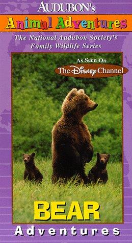 Audubon's Animal Adventures: Bear [VHS]