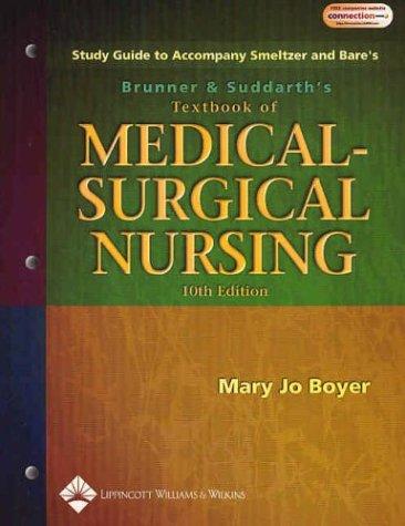 Brunner and Suddarth's Textbook of Medical-Surgical Nursing: