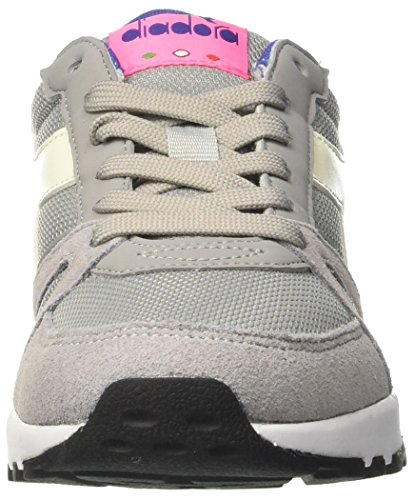 Scarpe rosa Adulto Low Fluo grigio 90 – top Unisex Run Diadora Paloma Grigio EwqfnRUxg4