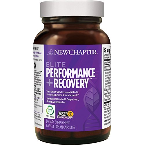 New Chapter Pre Workout, During Workout & Post Workout Suppl