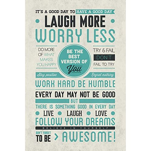 Awesome Posters Amazon Amazing Life Quotes Posters