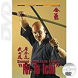European Aikido Nito Ichi samurai swords kata DVD Isidro iaido kenjutsu kama sai