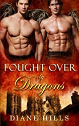 Fought Over by Dragons: BBW Dragon Shifter Paranormal Romance (Sons of the Oracle) (Volume 3)