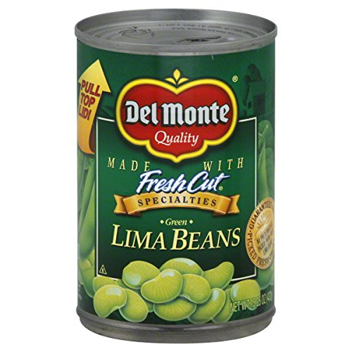 (Del Monte Green Lima Beans 15.25 Oz (Pack of 3))