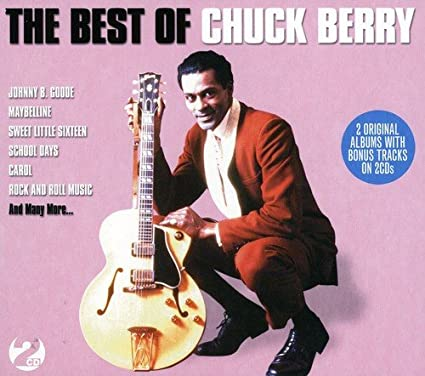 Amazon the best of chuck berry chuck berry voltagebd Choice Image