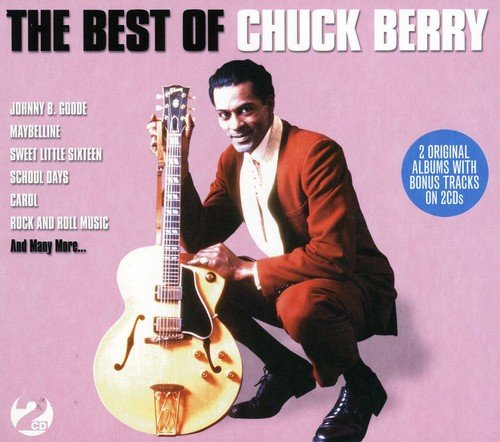 Amazon the best of chuck berry chuck berry voltagebd Image collections