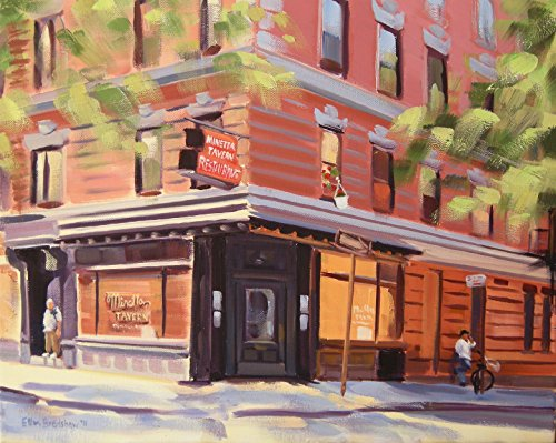 Tavern Canvas Art - Minetta Tavern