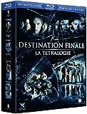 Destination finale - La tétralogie [Blu-ray]