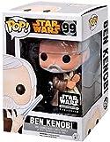 Funko POP! Star Wars Ben Obi-Wan Kenobi Smugglers Bounty Exclusive #99 Vinyl by POP! Vinyl Star Wars Bobble Head