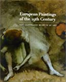 img - for European Paintings of the 19th Century (Catalogue of paintings) book / textbook / text book