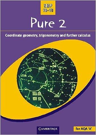 Amazon com: Pure 2: Co-ordinate Geometry, Trigonometry and