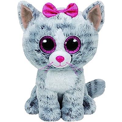 Ty TY37190 - Beanie Boo's - Peluche Kiki Chat 15 cm