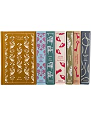 Jane Austen: The Complete Works 7-Book Boxed Set: Sense and Sensibility; Pride and Prejudice; Mansfield Park; Emma; Northanger Abbey; Persuasion; Love ... boxed set) (Penguin Clothbound Classics)