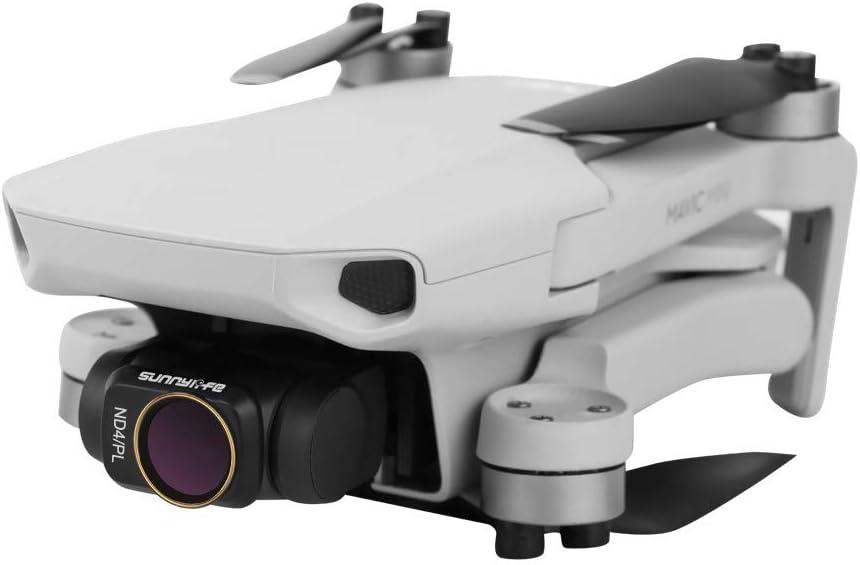 MCUV CPL ND//PL 4//8//16//32 Professional Optical Glass Lens Vkarh Gimbal Lens Filter for DJI Mavic Mini Drone ND4//PL