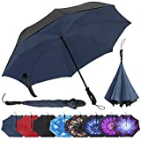 Repel Umbrella Reverse Folding Inverted Umbrella