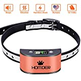 Bark Collar [New Version] Humanely Stops Barking with SoundVibrationHarmless Shock, Anti Dog Bark Collar for Small Medium Large Dogs, Anti Barking Collar-Best No Bark Device