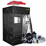 Gorilla Grow Tent 4' x 4' California Lightworks LED Grow Tent Package