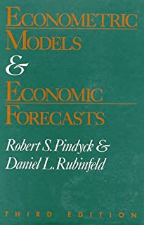 econometric models and economic forecasts 9780079132925 economics rh amazon com Prentice Hall Economics Microeconomics Pindyck PDF