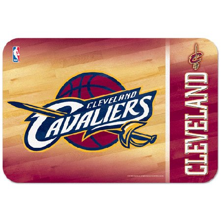 (Wincraft NBA Cleveland Cavaliers Mat, Small/20