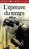 L'Épreuve du temps par Kasparov