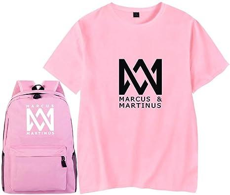 Marcus Y Martinus Camiseta Bolsa para la Escuela Regalo ...