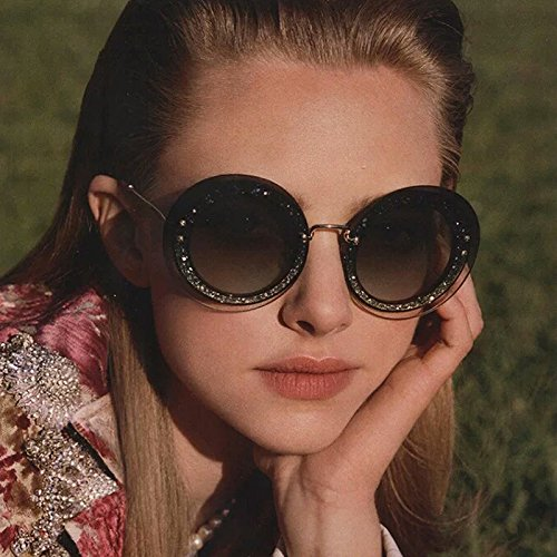 Xue Free 3 Redondeado C Frame Big Sol De zhenghao Marco 1 Sunglasses Gafas C rYqgrR