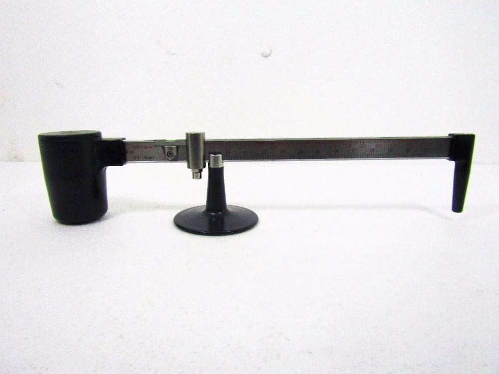 FINCOS YM-2 Liquid Density Meter Mud Hydrometer Testing Instrument 0.96-2.5 g/ cm3