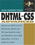 DHTML and CSS Advanced, Jason Cranford Teague, 0321266919