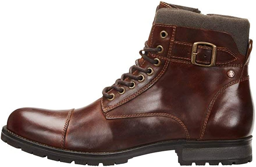 Jack \u0026 Jones Men's Jfwalbany Leather
