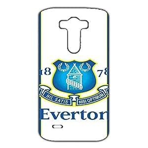 Unique Design FC Everton Football Club Logo Phone Case Cover For LG G3 3D Plastic Phone Case