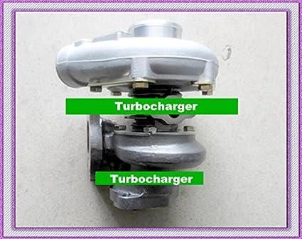 GOWE turbo para Turbo TB25 j55s t74801003 turbina del turbocompresor para perkin-s Agrícola Tractor Diesel Motor 1004t refrigerado por aceite 100% nuevo: ...