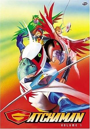 Kagaku ninja tai Gatchaman [USA] [DVD]: Amazon.es: Katsuji ...