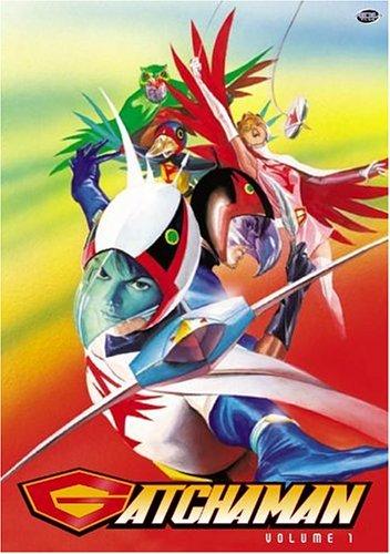 Amazon.com: Gatchaman, Vol. 1: Katsuji Mori, Isao Sasaki ...