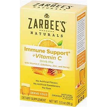 Amazon Com Zarbee S Naturals Baby Immune Support