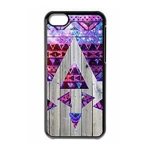 linJUN FENGAztec Wood ZLB516294 DIY Case for iphone 6 plus 5.5 inch, iphone 6 plus 5.5 inch Case