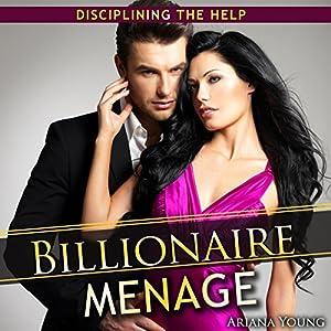 Billionaire Menage Audiobook