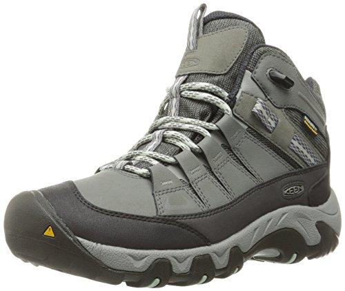 gris de Zapatos Oakridge WP Mid Polar invierno W KEEN aw8fF