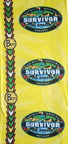 Survivor Amazon Jabaru YELLOW Tribe Buff - as seen on TV ()