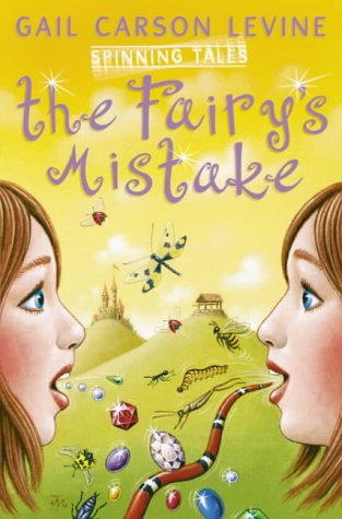 book cover of Fairy\'s Mistake / Princess Test