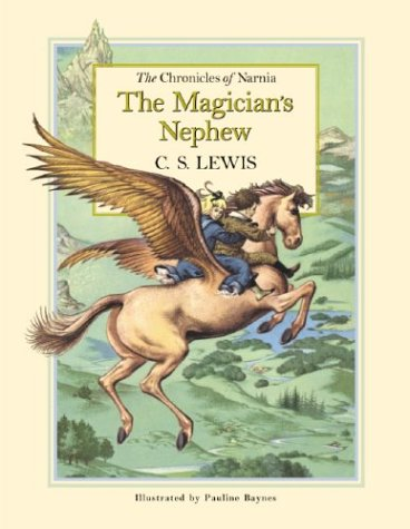Download The Magician's Nephew Color Gift Edition (Chronicles of Narnia) pdf
