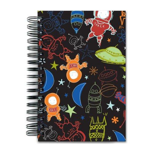Glitter Kids Sketchbook, 9 x 12, Space