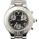 Cartier Must 21 Swiss-Automatic Male Watch W10172T2 (Certified Pre-Owned)
