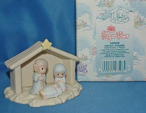 Precious Moments Nativity Figurine Sugar Town 529508