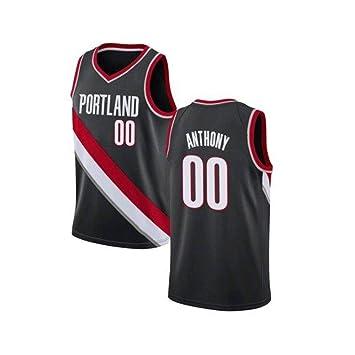 Carmelo Anthony # 00 de los Hombres de Baloncesto de los Jerseys ...