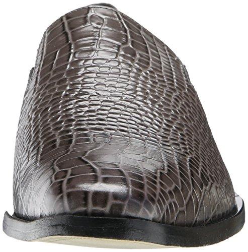 Stacy Adams Mens Galindo Slip-on Grey Loafer